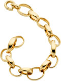 Estate Jewelry:Bracelets, Pomellato Gold Bracelet. ...