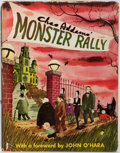 Books:Literature 1900-up, Charles Addams. Monster Rally. Simon and Schuster, 1950.First edition. Quarto. 91 pages. Publisher's binding an...
