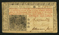 Colonial Notes:New Jersey, John Hart Signed New Jersey March 25, 1776 15s Fine.. ...