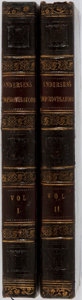 Books:Literature Pre-1900, Hans Christian Andersen. The Improvisatore: or, Life inItaly. Vol. I & II. London: Bentley, 1845. Octavo. 316, ...(Total: 2 Items)