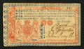 Colonial Notes:New Jersey, New Jersey March 25, 1776 £6 Very Fine-Extremely Fine.. ...