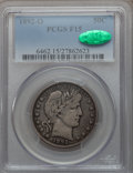 Barber Half Dollars: , 1892-O 50C Fine 15 PCGS. CAC. PCGS Population (17/300). NGC Census:(3/219). Mintage: 390,000. Numismedia Wsl. Price for pr...