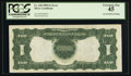 Fr. 228 $1 1899 Inverted Reverse Silver Certificate. PCGS Extremely Fine 45