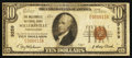 National Bank Notes:Pennsylvania, Millersville, PA - $10 1929 Ty. 1 The Millersville NB Ch. # 9259....
