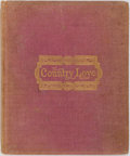 Books:Literature Pre-1900, H. T. Sperry. Country Love vs. City Flirtation. New York:Carleton, 1865. Octavo. 90 pages. Engraved illustratio...