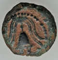 Ancients:Judaea, Ancients: Herodians. Herod Archelaus (4 BC - AD 6). Æ prutah (2.08gm)....