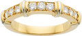 Estate Jewelry:Rings, Cartier Diamond, 18k Gold Ring. ...