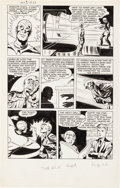 Original Comic Art:Panel Pages, Jack Kirby and Joe Simon The Fly #2 Page 23 Original Art(Archie, 1959)....