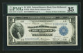 Fr. 722 $1 1918 Federal Reserve Bank Note PMG Choice Very Fine 35