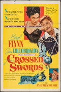 "Movie Posters:Adventure, Crossed Swords (United Artists, 1954). One Sheet (27"" X 41"").Adventure.. ..."
