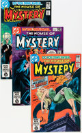 Modern Age (1980-Present):Horror, House of Mystery Group (DC, 1980-82) Condition: Average VF/NM....(Total: 18 Comic Books)