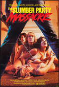 "Movie Posters:Horror, The Slumber Party Massacre (New World, 1982). One Sheet (26.5"" X 39.5""). Horror.. ..."