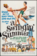 """Movie Posters:Rock and Roll, A Swingin' Summer (United Screen Arts, 1965). One Sheet (27"""" X41""""). Rock and Roll.. ..."""