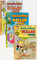 Bronze Age (1970-1979):Cartoon Character, Richie Rich and Dollar the Dog File Copy Group (Harvey, 1977-82)Condition: Average NM-.... (Total: 55 Comic Books)