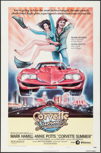 """Corvette Summer and Other Lot (MGM, 1978). One Sheets (3) (27"""" X 41"""") Advance and Style A. Action. ... (Total:..."""