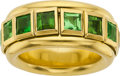 Estate Jewelry:Rings, Tamara Comolli Tourmaline, Gold Ring. ...