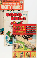 Golden Age (1938-1955):Humor, Golden Age Humor Group (Various Publishers, 1940s-50s) Condition: Average FN-.... (Total: 15 Comic Books)