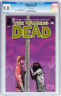 Modern Age (1980-Present):Horror, Walking Dead #41 (Image, 2007) CGC NM/MT 9.8 White pages....