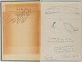 Books:Travels & Voyages, [Antarctica]. Paul Siple. Raymond Butler. Illustrator. SIGNED. Scout to Explorer: Back with Byrd in the Antarctic. N...