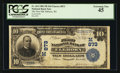 National Bank Notes:Wisconsin, Elkhorn, WI - $10 1902 Plain Back Fr. 624 The First NB Ch. # (M)873. ...