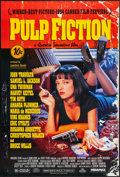"Movie Posters:Crime, Pulp Fiction (Miramax, 1994). One Sheet (27"" X 41""). Crime.. ..."