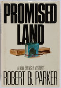 Books:First Editions, Robert B. Parker. Promised Land. Boston: Houghton Mifflin,1976. First edition, first printing. Publisher's cloth bi...