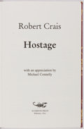 Books:Signed Editions, Robert Crais. SIGNED/LIMITED. Hostage. Scorpion Press, 2001. Numbered 58 of 110 signed and limited copies. Light scu...