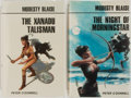 Books:First Editions, Peter O'Donnell. Group of Two First Edition Modesty Blaise Titles.The Night of Morningstar. Souvenir Press, 1982. ... (Total:2 Items)
