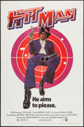 "Movie Posters:Blaxploitation, Hit Man (MGM, 1973). One Sheet (27"" X 41""). Blaxploitation.. ..."