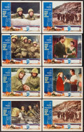 """Movie Posters:War, Hold Back the Night & Others Lot (Allied Artists, 1956). LobbyCard Sets of 8 (3) (11"""" X 14""""), Lobby Cards (4) (11"""" X 14""""), ...(Total: 29 Items)"""