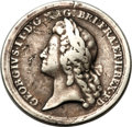 Betts Medals, Betts-396. George II Indian Peace Medal. Silver. Good to VG....