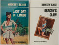 Books:First Editions, Peter O'Donnell. Group of Two First Edition Modesty Blaise Titles.Dragon's Claw. Souvenir Press, 1978. First editio... (Total:2 Items)