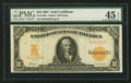 Large Size:Gold Certificates, Fr. 1169a $10 1907 Gold Certificate PMG Choice Extremely Fine 45 EPQ.. ...