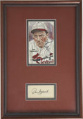 Autographs:Letters, Joe Medwick Cut Signature. A truly spectacular exemplar signatureof one of the original members of the Gas House Gang. Med...