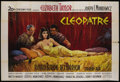"Movie Posters:Historical Drama, Cleopatra (20th Century Fox, 1963). French Poster (63"" X 94"").Historical Drama. ..."