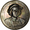 Expositions and Fairs, Massonet Medal Columbian World's Fair, Eglit-99, MS62 NGC....
