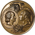 Expositions and Fairs, 1892-93 Columbian World's Fair Large Medal....