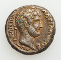Ancients:Roman Provincial , Ancients: EGYPT. Alexandria. Hadrian (AD 117-138). Billontetradrachm (13.21 gm)....