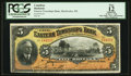 Canadian Currency: , Sherbrooke, PQ- Eastern Townships Bank $5 Jan. 2, 1906 Ch. # 230-16-02. ...