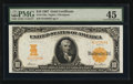 Large Size:Gold Certificates, Fr. 1170a $10 1907 Gold Certificate PMG Choice Extremely Fine 45.. ...