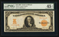 Large Size:Gold Certificates, Fr. 1171 $10 1907 Gold Certificate PMG Choice Extremely Fine 45 EPQ.. ...