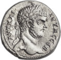 Ancients:Roman Provincial , Ancients: PHOENICIA. Tyre. Geta (AD 209-211). AR tetradrachm (26mm,12.93 g, 12h). ...