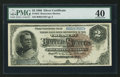 Large Size:Silver Certificates, Fr. 244 $2 1886 Silver Certificate PMG Extremely Fine 40.. ...