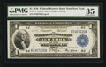 Courtesy Autographed Fr. 711 $1 1918 Federal Reserve Bank Note PMG Choice Very Fine 35
