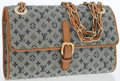 Luxury Accessories:Bags, Louis Vuitton Monogram Mini Lin Idylle Canvas Camille Shoulder Bag....