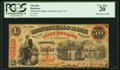Obsoletes By State:Virginia, Charlottesville, VA- The Monticello Bank $50 June 19, 1860 G28a Jones BC25-35. ...