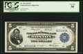 Fr. 781 $5 1918 Federal Reserve Bank Note PCGS Very Fine 30
