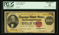 Large Size:Gold Certificates, Fr. 1207 $100 1882 Gold Certificate PCGS Apparent Very Fine 20.....