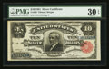 Large Size:Silver Certificates, Fr. 299 $10 1891 Silver Certificate PMG Very Fine 30 EPQ.. ...