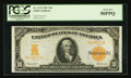 Large Size:Gold Certificates, Fr. 1172 $10 1907 Gold Certificate PCGS About New 50PPQ.. ...